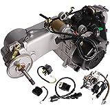 TMS Short Case 150cc Gy6 Scooter Atv Go-kart Engine Motor 150 Cvt Auto Carb Complete
