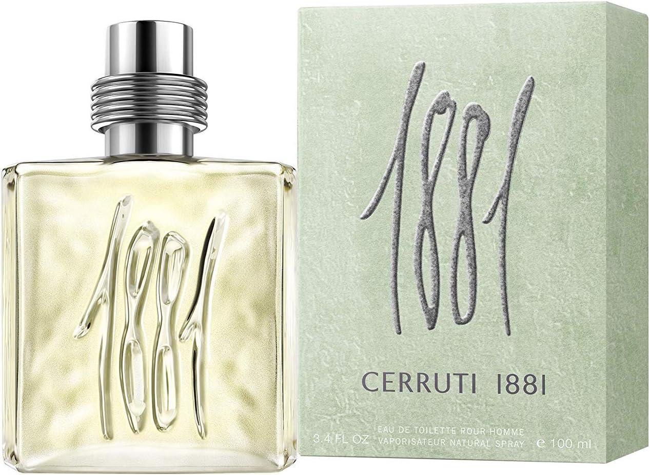 Nino Cerruti 1881 Pour Homme Eau de Toilette, Uomo, 100 ml: Amazon.it: Casa  e cucina