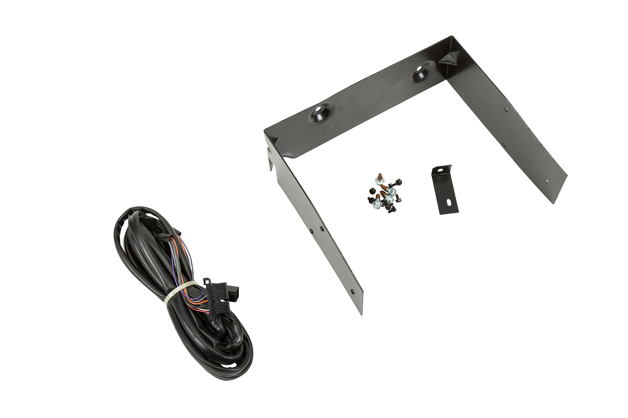 ACDelco 12496392 GM Original Equipment CD Player Installation Package with Brackets, Harness, Bolts, and Instructions