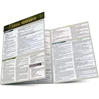 Legal Research: a QuickStudy Laminated Law Reference