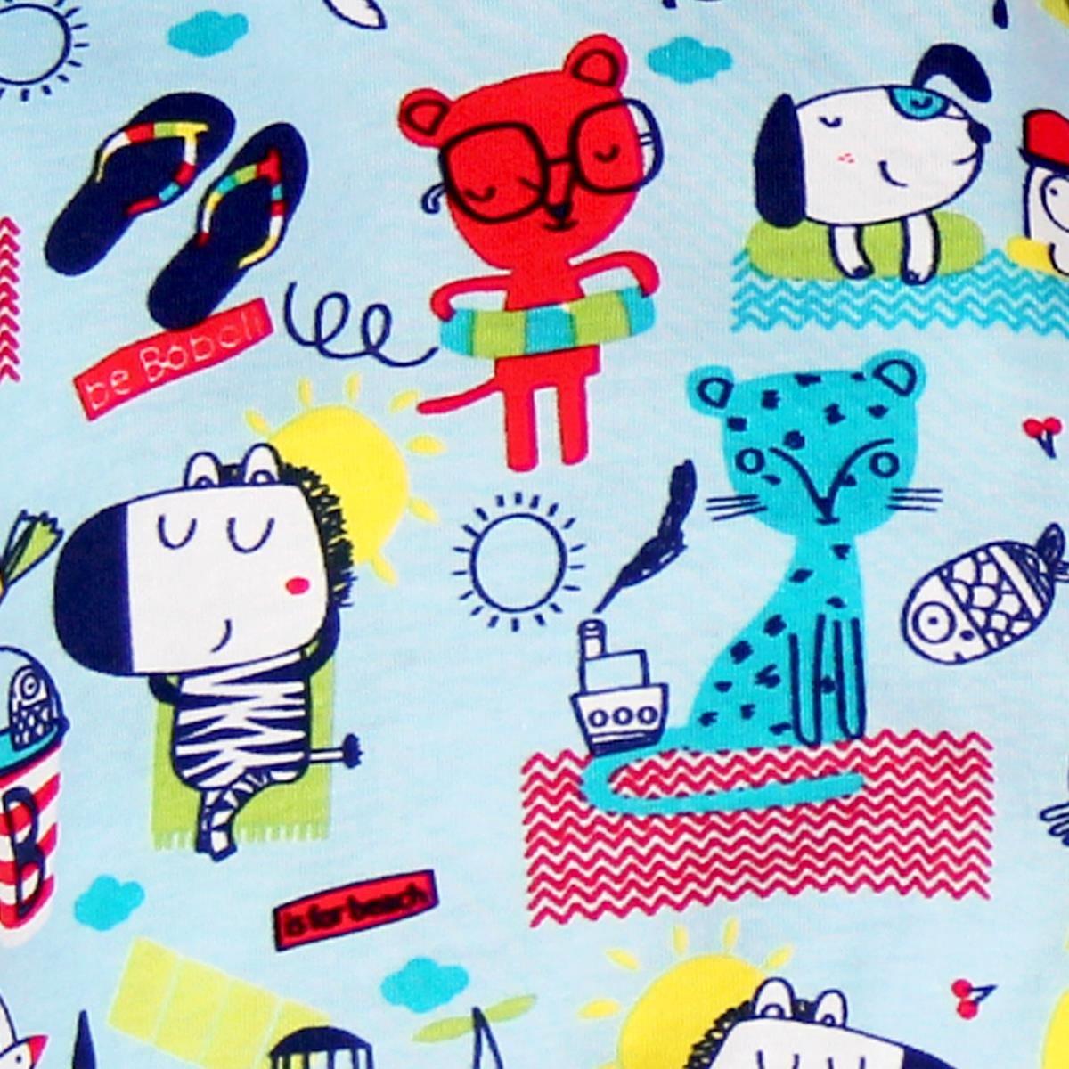 boboli Knit Play Suit for Baby Ghette Unisex-Bimbi