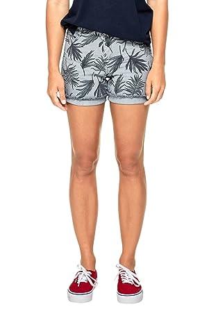 70570d543028b7 Oliver RED LABEL Damen Smart Short: Shorts mit Print: s.Oliver: Amazon.de:  Bekleidung