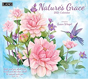 Lang Nature's Grace 2021 Wall Calendar (21991001932)