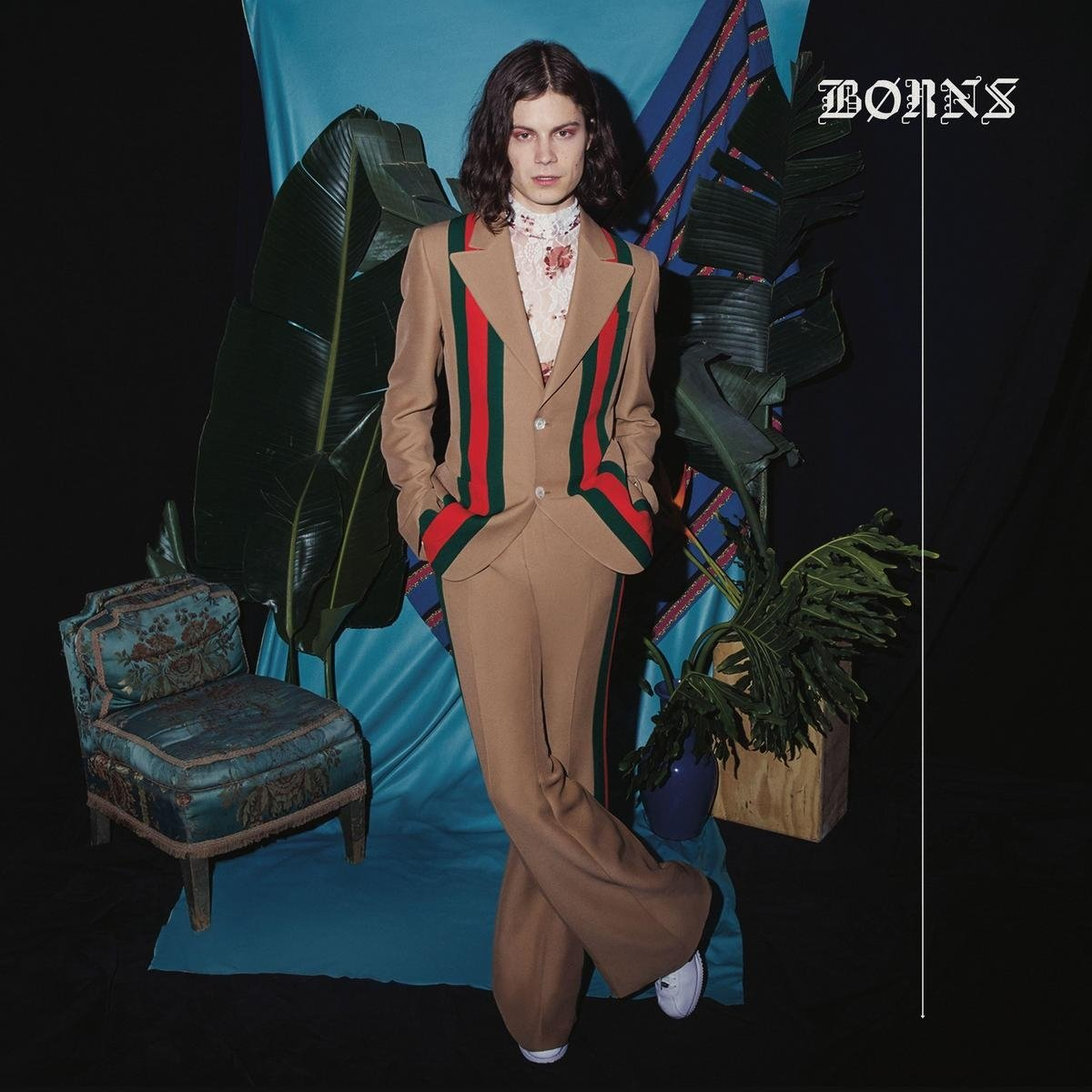 CD : Borns - Blue Madonna