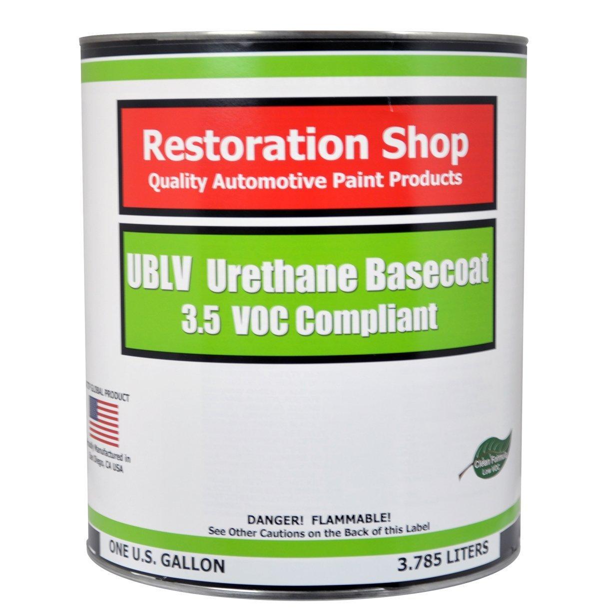 Restoration Shop - Gallon ONLY - TRACTOR RED Low Voc Urethane Basecoat Car Auto Paint