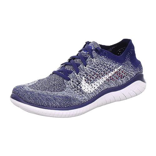 Nike Free RN Flyknit 2018, Zapatillas de Atletismo para Hombre: Amazon.es: Zapatos y complementos