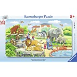 """Ravensburger 06116 7 """"Trip To The Zoo"""" Puzzle"""