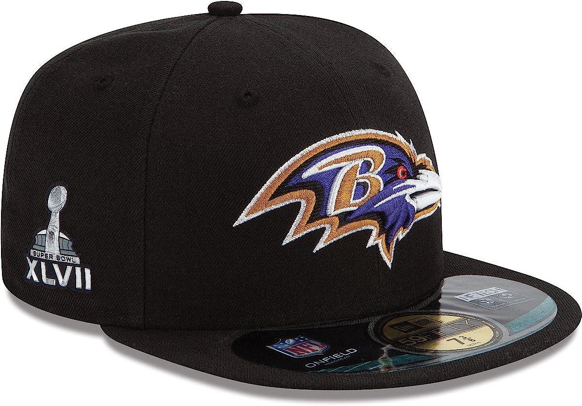 New Era 59Fifty NFL Baltimore Ravens Cap