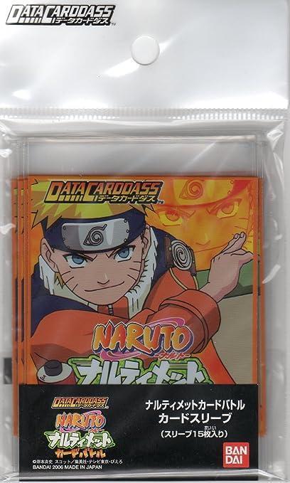 Amazon.com: datos carddass tarjeta de Naruto – Naruto ...
