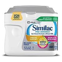 Similac Pro-Advance Infant Formula with 2'-FL Human Milk Oligosaccharide (HMO) for Immune Support, 23.2 ounces
