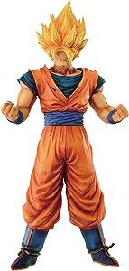 Banpresto Dragon Ball Z Grandista Resolution of Soldiers Son Goku Action Figure