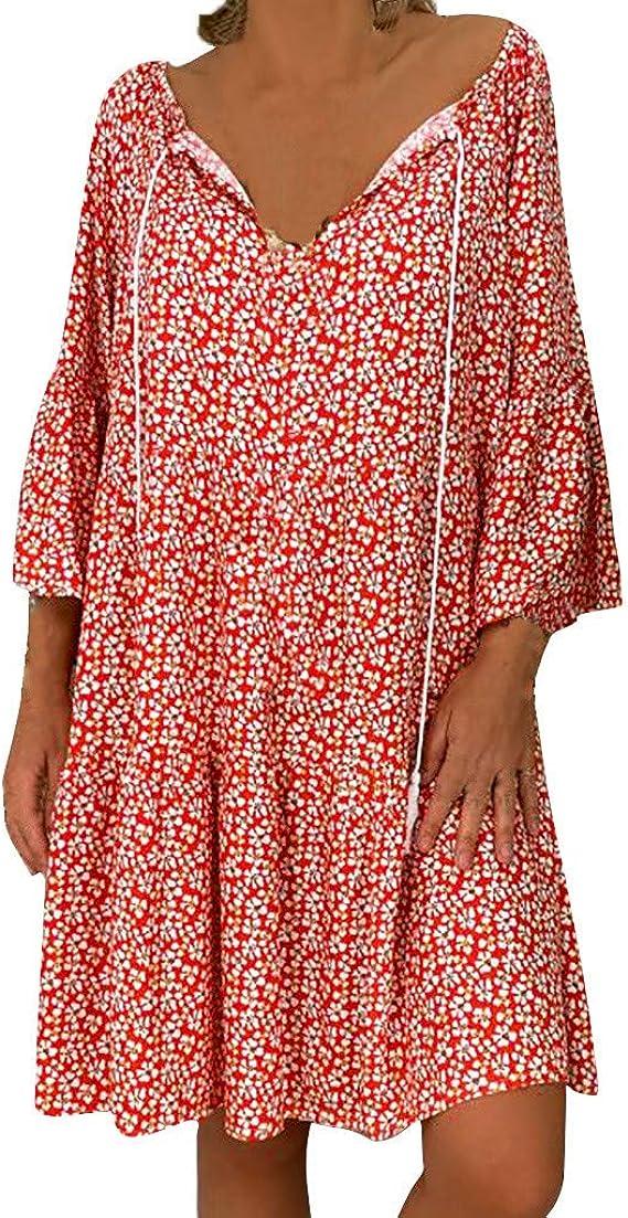 Posional_Vestido Playa Mujer Tallas Grandes, Camisolas y Pareos Mujer Vestidos de Playa Traje de Baño Cubrir Tapa de Blusa De Playa Bikini Cover Up: Amazon.es: Ropa y accesorios