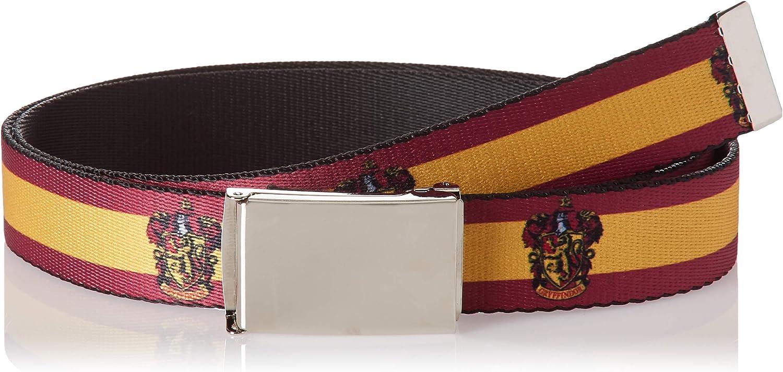Buckle Down unisex-adult Buckle-Down Web Belt Harry Potter 1.25 Belt