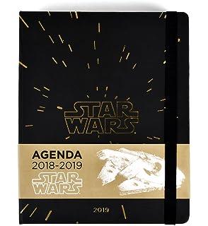 Moleskine 2019-20 Star Wars - Agenda Cuaderno Semanal de 18 ...