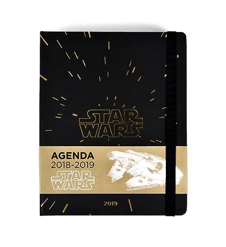 Grupo Erik Star Wars- Agenda 16 Meses 2018/2019 Semana Vista