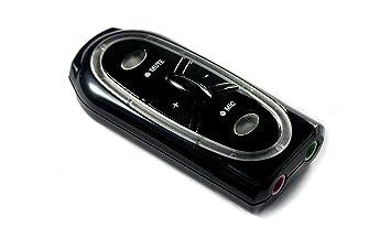 Amazon.com: Steelseries Siberia USB Tarjeta de sonido, Negro ...