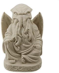 muckychris Cthulhu Buddha | H. P. Lovecraft | Desert Sand 4