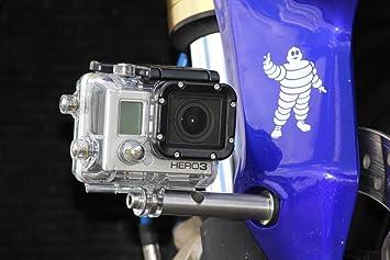 Motorrad Halterung Für Actioncams Amazonde Kamera