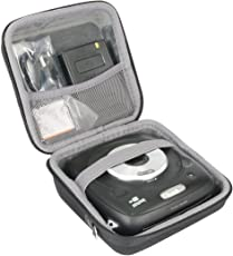 Hard Travel Case for Fujifilm Instax Square SQ10 Hybrid Instant Camera by co2CREA