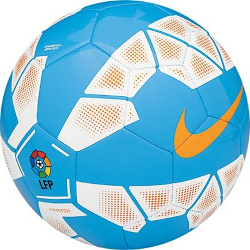 Nike Pitch PL - Balón unisex, Unisex, Ball Pitch, Cyan/White ...
