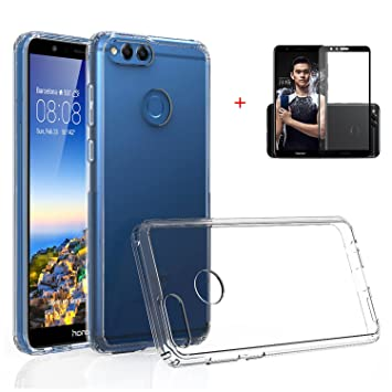 Funda Huawei Honor 7X Carcasa Case,Electro-Weideworld Clara ...
