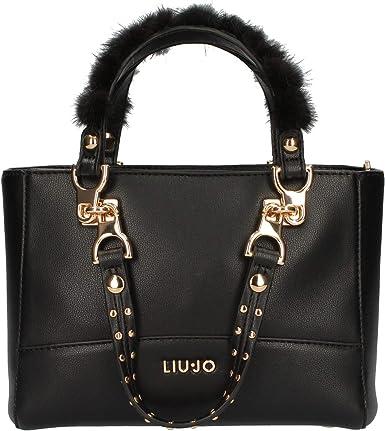 LIU JO S Shopping A69096 E0064 Nero: Amazon.it: Scarpe e borse