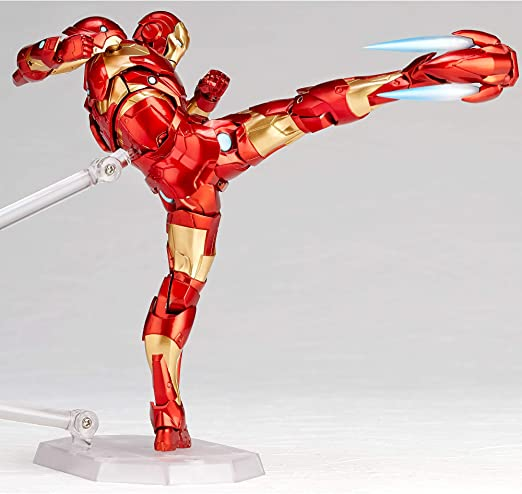 Figurecomplex Amazing Yamaguchi Ironman Bleeding Edge Armor Iron Man About 170mm Abs Pvc Painted Action Figure Toys Games