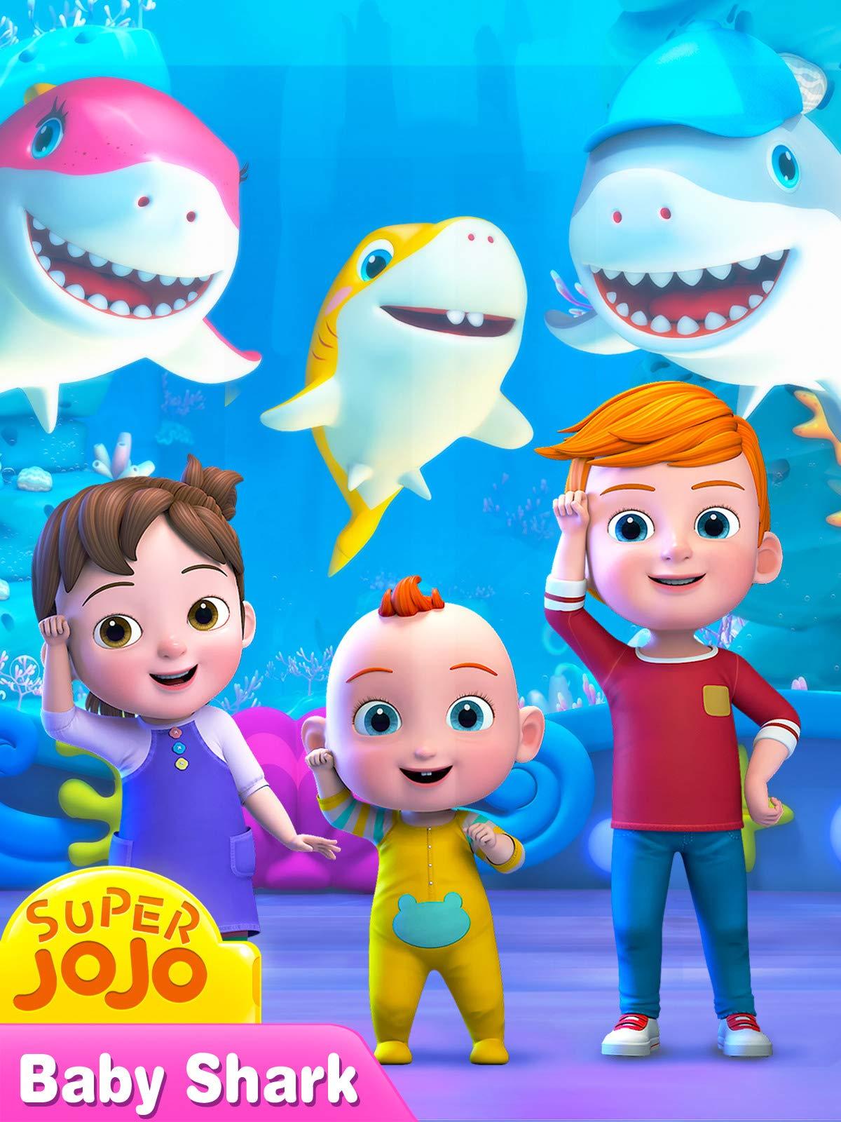 Super JoJo - Baby Shark
