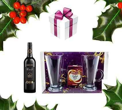 Wine gifts christmas uk