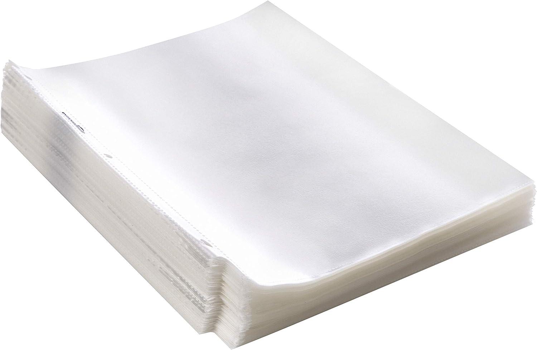 AmazonBasics Sheet Protector - Non-Glare, 200-Pack
