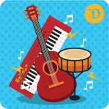 Kids Guitar : Play Music Game