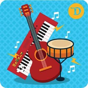 Los niños de guitarra: la música del juego: Amazon.es: Appstore ...