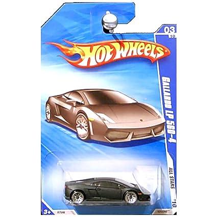Buy Hot Wheels 2010 121 Lamborghini Gallardo Lp 560 4 All Stars 1 64