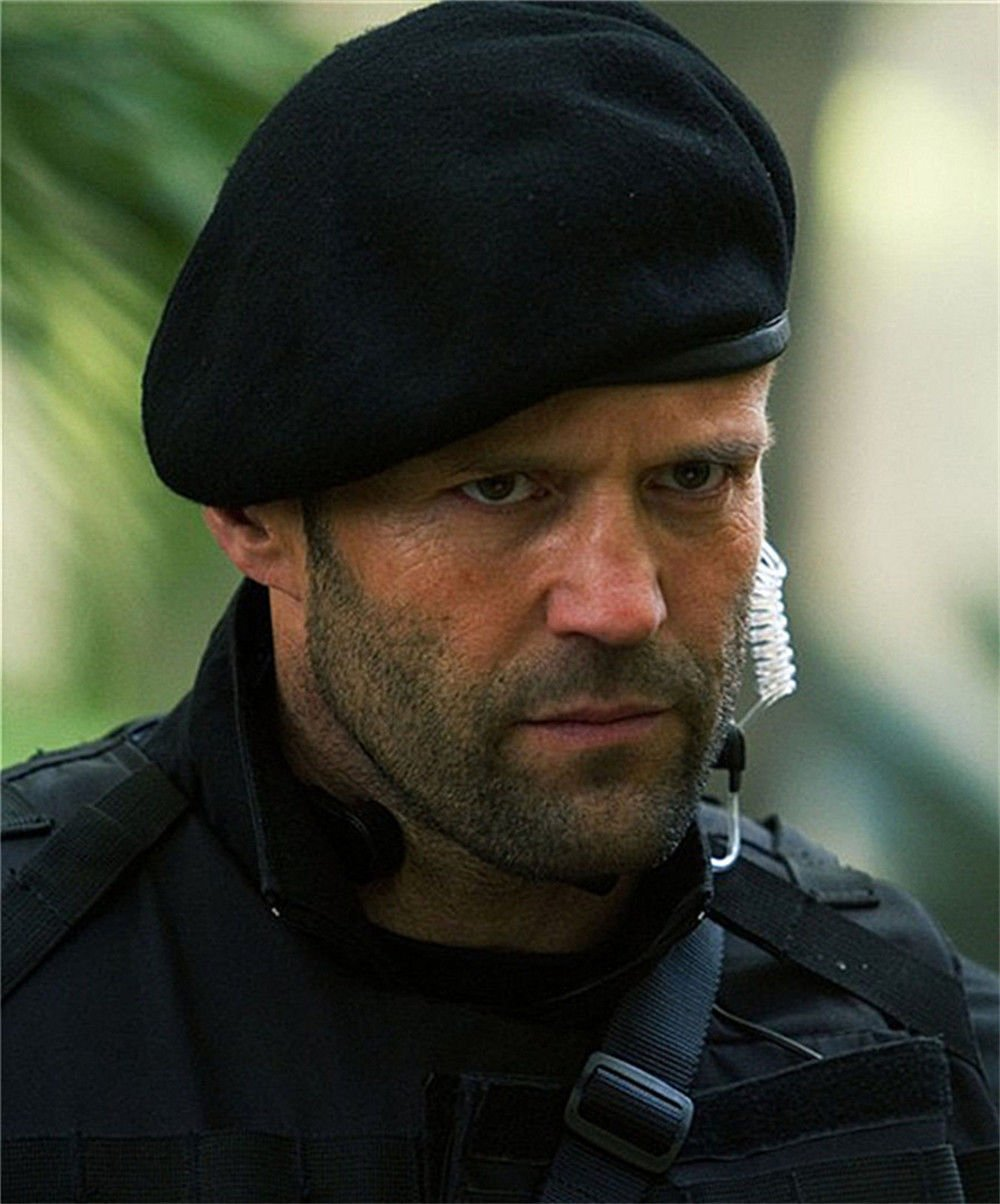 Amazon.com  XENO-Men Cool Black Mix Wool Military Special Force Army French  Artist Hat Cap Beret  Home   Kitchen 8ce4ff051