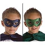 Little Adventures Superhero Costume Mask for Kids