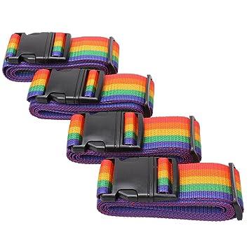 Amazon.com: Correa ajustable para el equipaje de viaje veliz ...