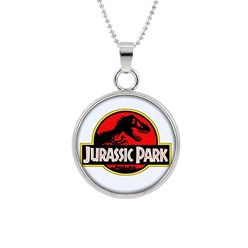 Amazon.com: Superhéroes marca Jurrasic Park collar con ...