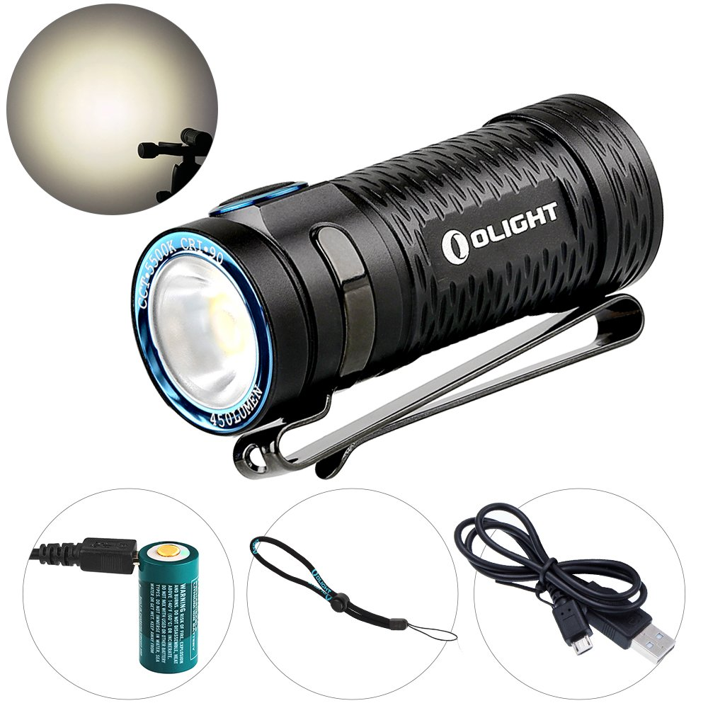Uncategorized Unusual Torches torch s1 mini baton or hcri rechargeable led flashlight with built in micro usb port ultra compact for cam