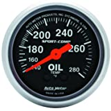Auto Meter 3341 Sport-Comp Mechanical Oil