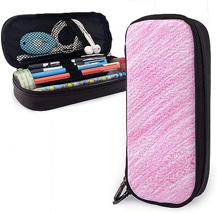 Estuche de lápices de dibujo para niños y niñas, color rojo: Amazon.es: Oficina y papelería