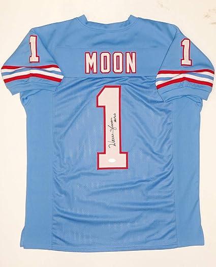 outlet store 08095 7e7b9 Warren Moon Autographed