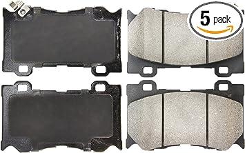 StopTech 103.11690 Brake Pad Ceramic