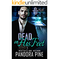 Dead on His Feet (Cold Case Psychic Book 12)