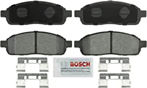 Bosch BSD1011 Severe Duty Disc Brake Pad Set for Select Ford F-150, F-250, Lobo, and Lincoln Mark LT - FRONT