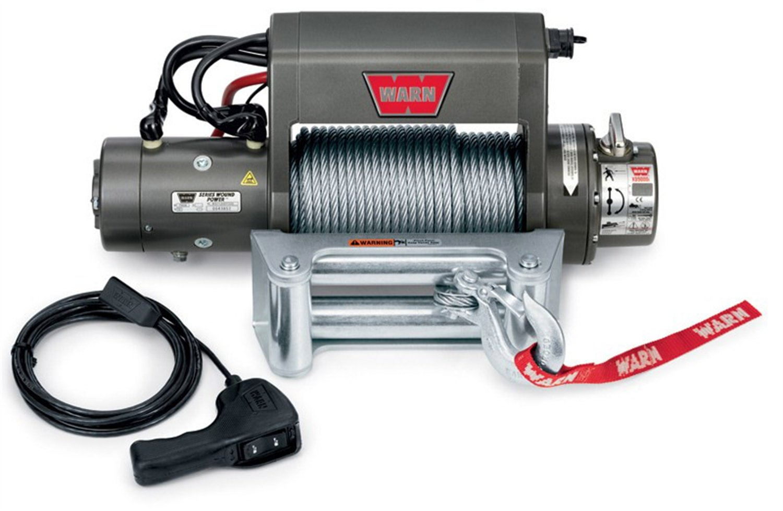 Amazon.com: WARN 27550 XD9000i 9000-lb Winch: Automotive
