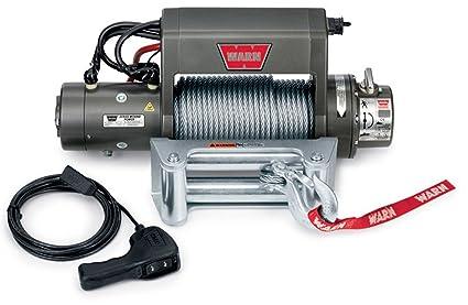 WARN 27550 XD9000i 9000-lb Winch on