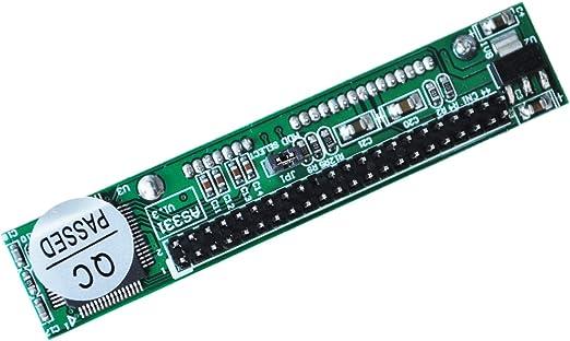 Gaoominy 2.5インチSATA SSDまたはHDDドライブ - ミニ IDE 44ピンIDEアダプター
