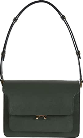 Luxury Fashion | Marni Womens SBMPN09NO1LV520ZV55N Green Shoulder Bag | Spring Summer 20