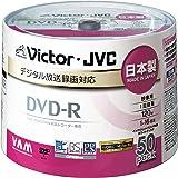 JVCケンウッド 録画用DVD-R CPRM16倍速 50枚 VD-R120CJ50
