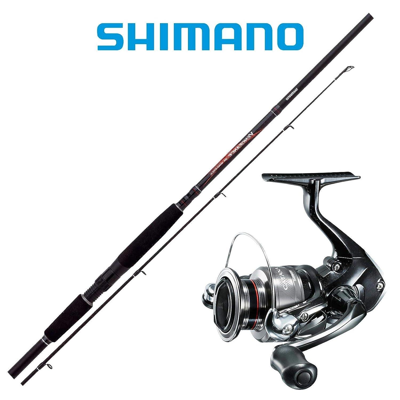 Shimano VENGEANCE AX SPINNING 2,70m bis 40g Spinnrute Raubfischrute